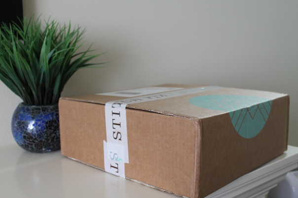 Stitch Fix Box Number 1