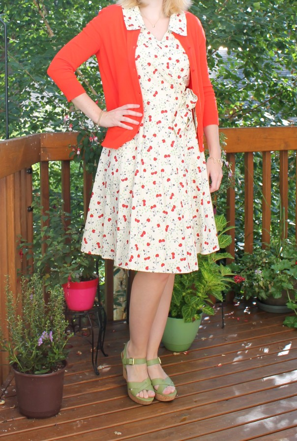 Cherry a Tune Dress Modcloth