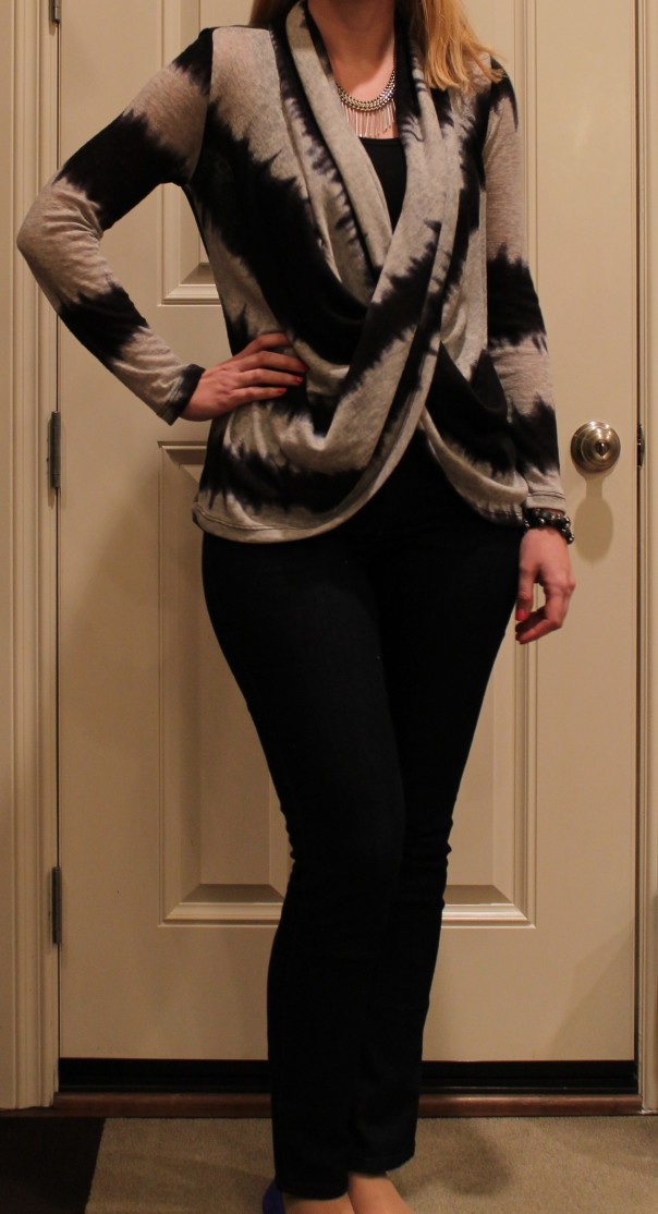 stitch fix wrap top