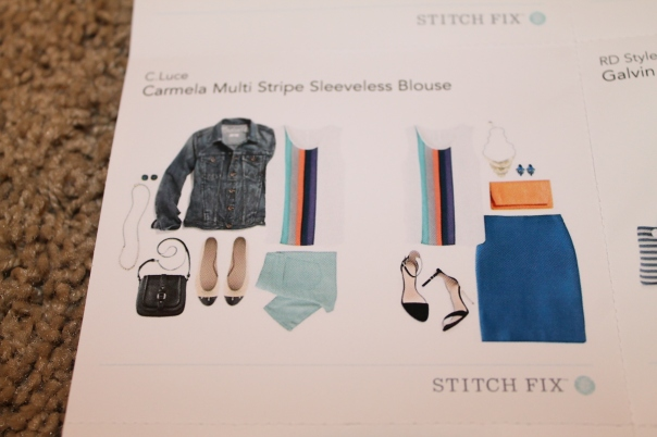 Stitch Fix March