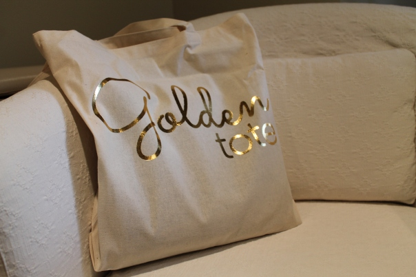 Golden Tote May