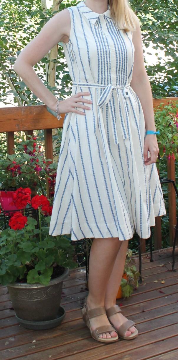 Boden Monte Carlo Dress