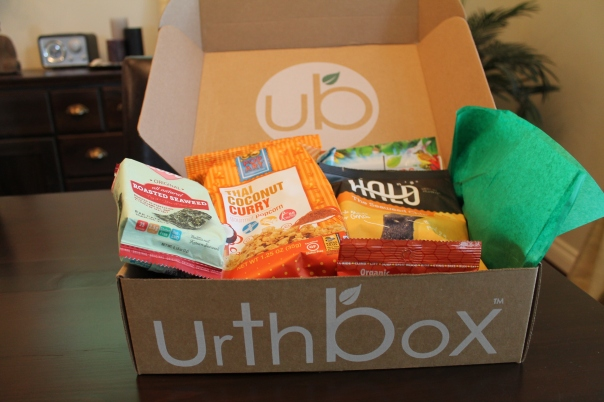 Urthbox July Review