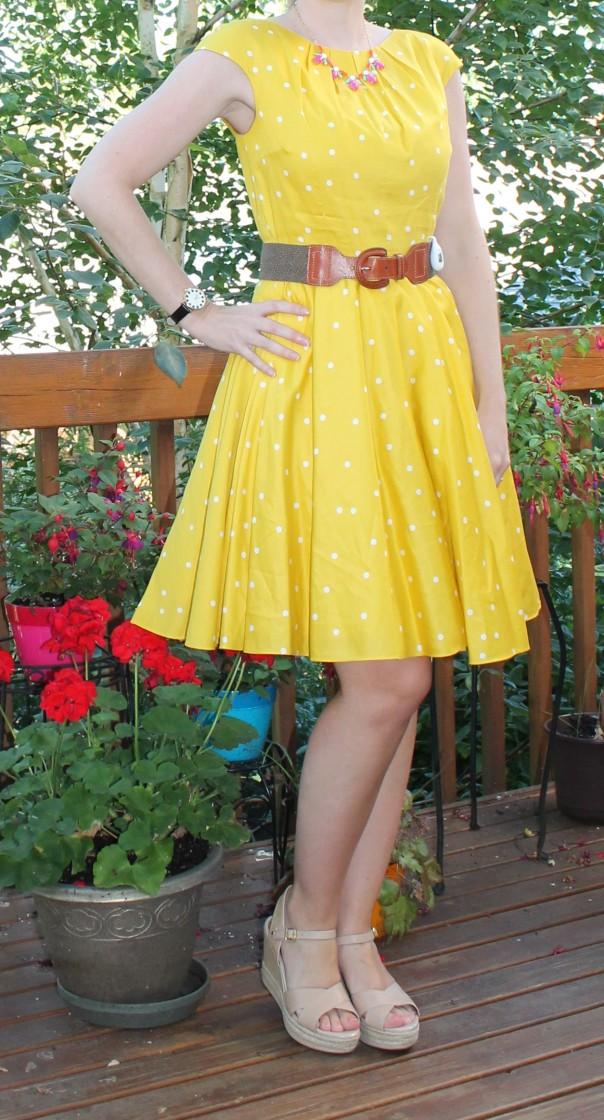 Boden - Flowershop Dress