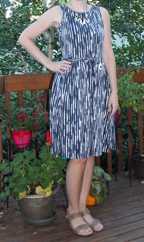 Boden Santorini dress