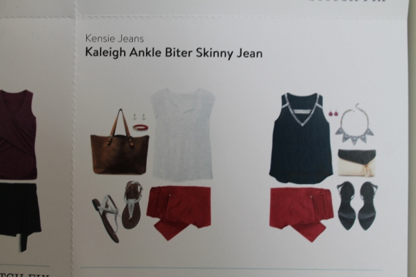Stitch Fix August Review