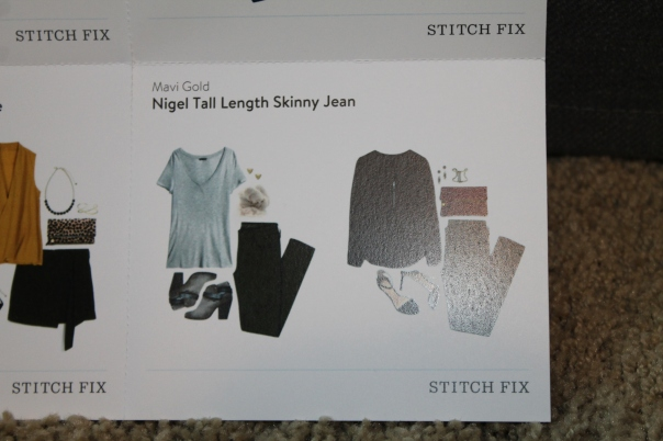 Stitch Fix October 2014