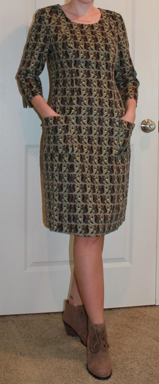 Boden Hartland Dress