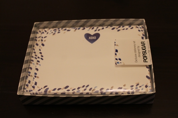 PopSugar Must Have Box November 2014