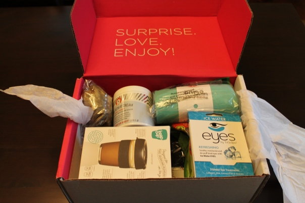 PopSugar Must Have Box January 2015