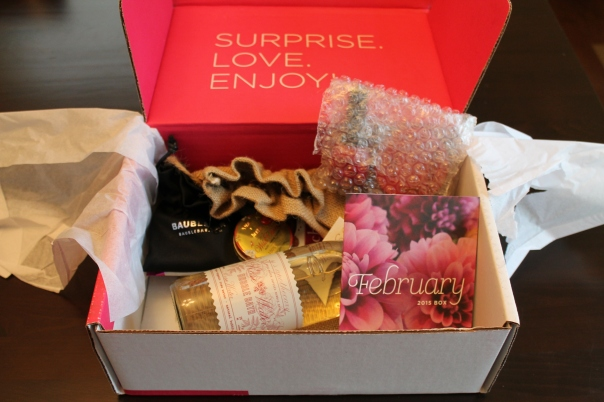PopSugar Must Have Box February