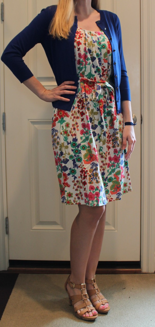 Boden Sundowner Dress