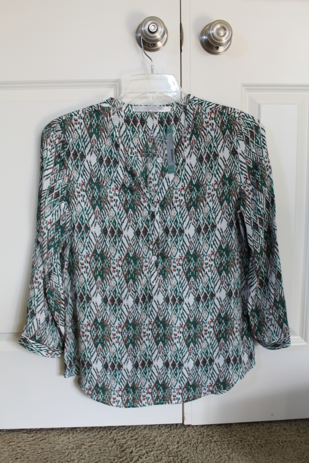 Stitch Fix May 2015 Review