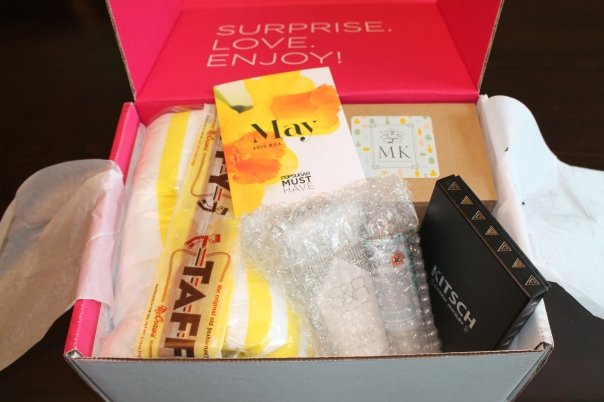PopSugar Must Have Box May