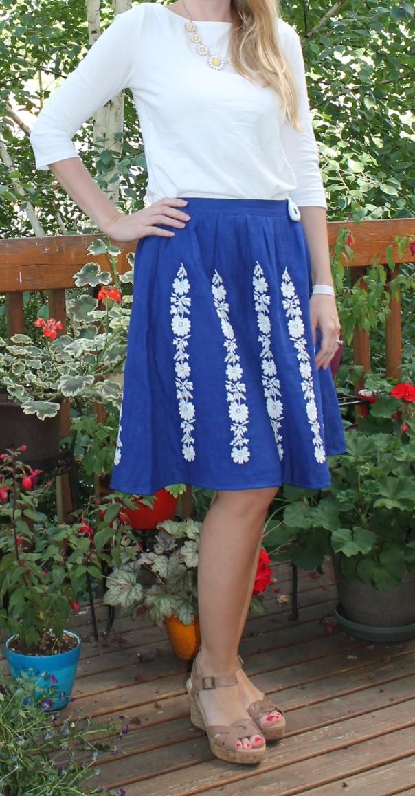 Boden Summer Skirt