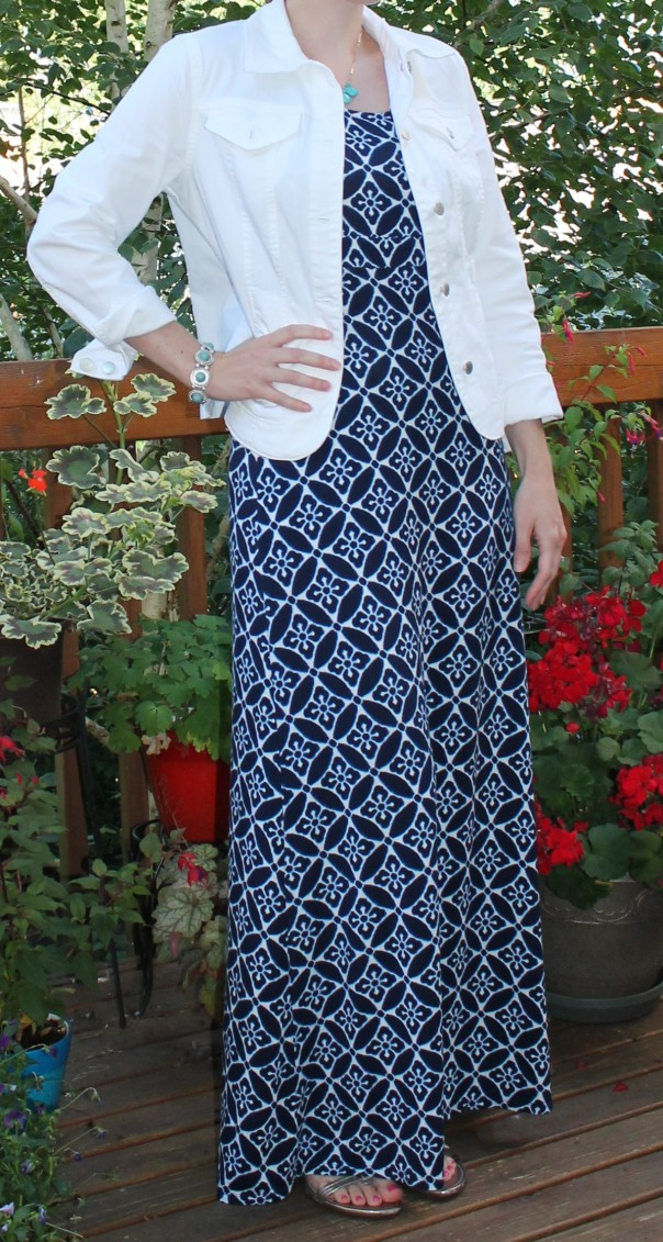 Maxi Dress from Old Navy
