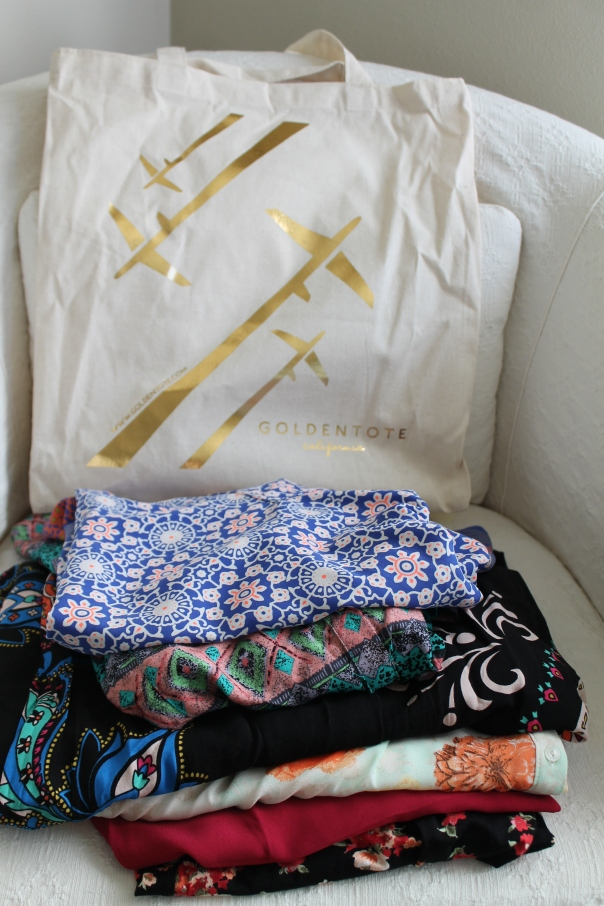 Golden Tote Review August 2015