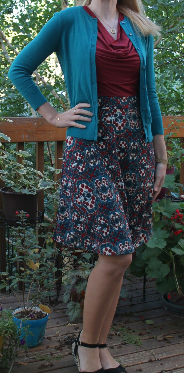 ModCloth Pretty Package Dress