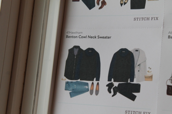 Stitch Fix January 2016