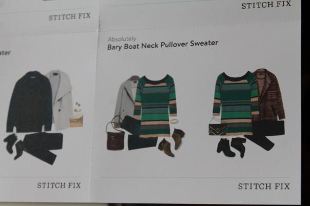 Stitch Fix January 2016